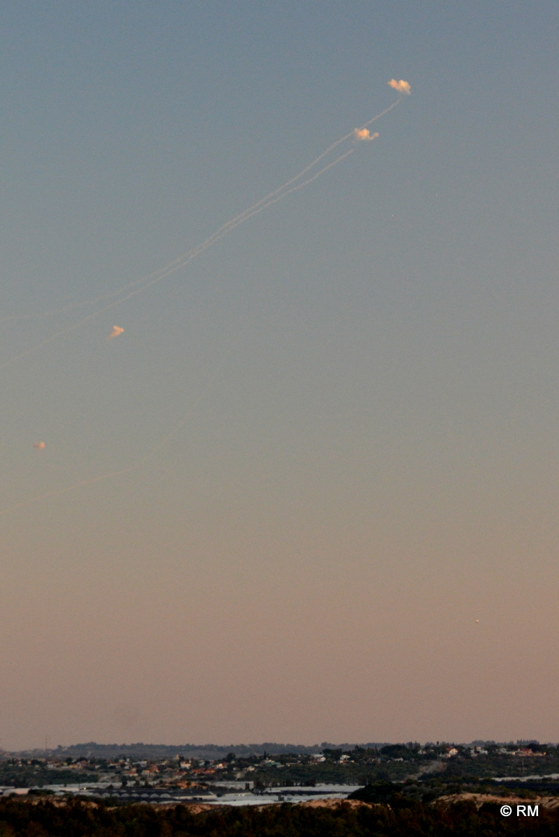 עמוד ענן (צילם: רפי מיכאלי)