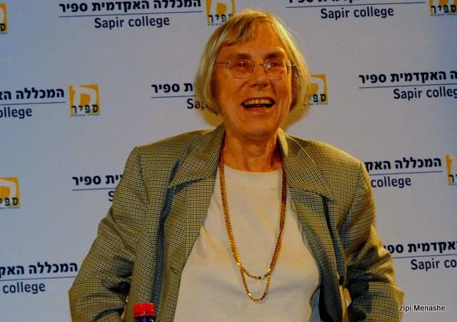 השופטת דליה דורנר (צילמה: ציפי מנשה)