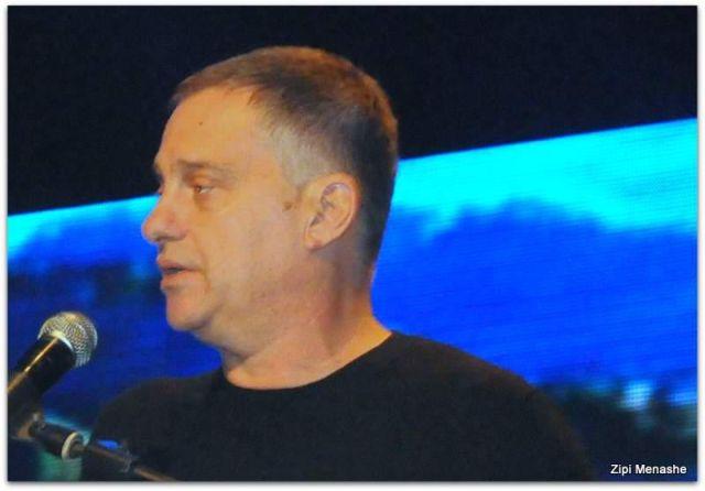 עמנואל רוזן (צילמה: ציפי מנשה)